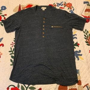 Diesel t-shirt with front pocket